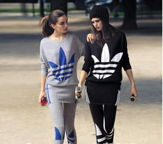 adidas fashion photography