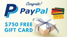 Free Gift Cards, Free Gifts, Paypal Gift Card, Link, Health, Fitness, Health Care, Promotional Giveaways, Salud