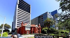 Seasons Heritage Melbourne Melbourne Situated at the southern end of St Kilda Road, Seasons Heritage Melbourne offers a restaurant, a fitness centre and 24/7 reception.