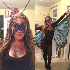 Schmetterling!!! Tolles Kostüm!
