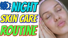 EASY Night Skin Care Routine For OILY Skin