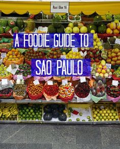 The food in Sao Paulo, Brazil ranges from local snacks to exquisite cuisine. Need your fix? Visit theculturetrip.com for your guide to food in Sao Paulo.