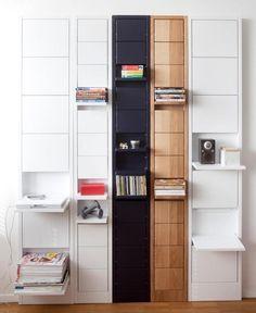 Good Idea.   Shelves from Leibal