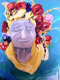 Alessandra Tamburi, «Ninetta», 2016. Opera finalista della XV edizione del Premio Fabrizio De André «Parlare Musica» - Premio sezione Pittura. Opera, Painting, Art, Musica, Opera House, Painting Art, Paintings, Painted Canvas, Drawings