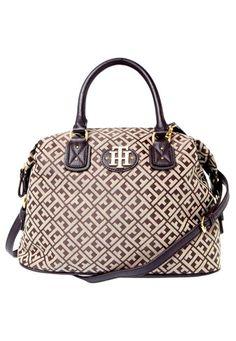 20b0da595 Bolsa Tommy Hilfiger Bege - Compre Agora | Dafiti Brasil Brasil, Bolsa  Speedy Bag Da