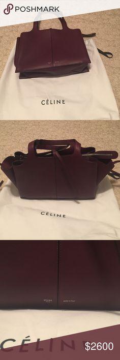 Celine bag Gorgeous Celine bag. New! Worth the splurge! Celine Bags