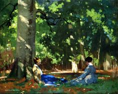 George Henry, Under the Greenwood Tree