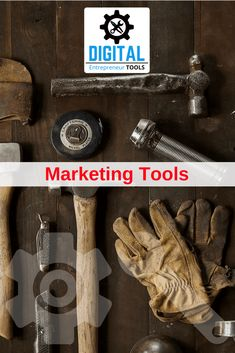 Marketing Tools - Digital Entrepreneur Tools - Evergrowing List Of Digital Marketing Tools - Free and Paid - Tools to help growth hack your online business. Marketing Technology, The Marketing, Marketing Tools, Digital Marketing, Best Entrepreneurs, Growing Your Business, Online Business, Free