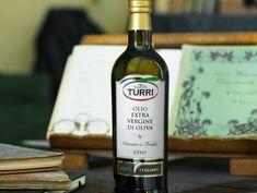 Frantoio Turri e la bottiglia d'olio per la ristorazione