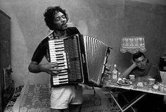 Rare photo of Jimmy Hendrix