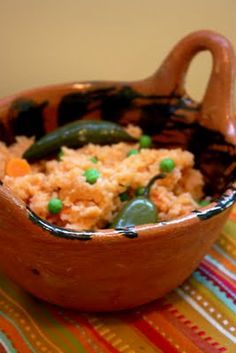 Authentic Mexican Rice - I learned to make this recipe while living in Mexico City!
