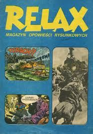 Relax Nostalgia, Relax, Comic Books, Cartoons, Comics, Comic Book, Graphic Novels, Comic