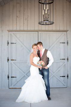 Amy & Jordan Photography | Country Rustic Wedding