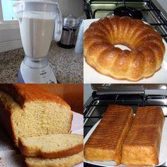 INGREDIENTES 800 ml de água morna 1/3 xícara de óleo 1 colher de sopa de açúcar 1 colher de sopa de sal 1 ovo inteiro 1 envelope de fermento seco Dr. Oetker 1 kg de trigo (mais ou menos) MODO DE PREPARO Bata tudo no liquidificador, menos a...