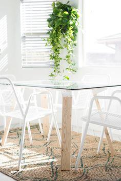 15 Minute Kitchen Table Build  Vintage Revivals-1-3