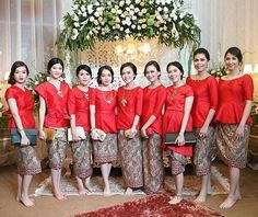 Photo @wendiantoliu team bridemaids @anggitamoran