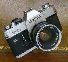 Canon FTb - 1971