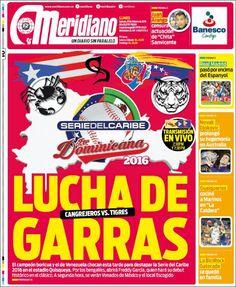 #20160201 #LATINOAMERICA #VENEZUELA #Caracas #MERIDIANOdiarioDeportivoVENEZUELA Lunes 1 FEB 2016 http://en.kiosko.net/ve/2016-02-01/np/ve_meridiano.html