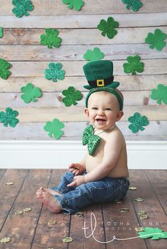 st patricks day mini session rocklin