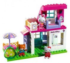 Hello kitty legoduploparty lego duplo pin win house - Lego hello kitty maison ...