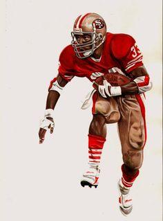 men's pro line san francisco 49ers roger craig retired player jersey
