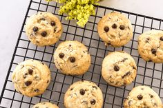 Egg-Free Choc-Chip Cookies Egg Free Cookies, Drop Cookies, Coconut Muffins, Banana Coconut, Egg Free Recipes, My Recipes, Perfect Eggs, Free Fruit, Tamarind