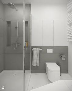 Łazienka - zdjęcie od Karolina Krac architekt wnętrz - Łazienka - Styl Minimalistyczny - Karolina Krac architekt wnętrz