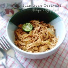 Ayam suir sering menjadi menu andalan di acara hajatan karena relatif cepat memasaknya, gak perlu acara mengungkep berjam-jam seperti pada ...