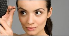 Easy Tips to Make Your Eyebrows Shape Perfect #HerinTalk #Fashion #Tips Read More:- http://goo.gl/7xjDVt
