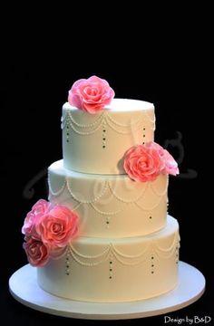 Berko Wedding cake