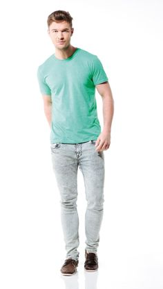 Classic Mens T-Shirt (available in a range of colours)