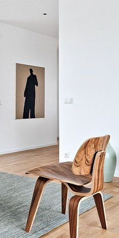 urbnite — Eames Molded Plywood Lounge