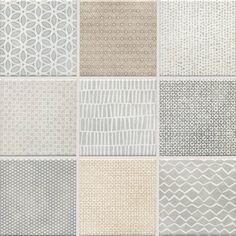 "Jasba Pattern Mosaic ""Mesh"" nature mix cm - Home Page Bathroom Designs India, Bathroom Interior Design, Decor Inspiration, Bathroom Inspiration, Bathroom Fan Light, Bedroom Crafts, Closet Designs, Luxury Vinyl, Tile Patterns"