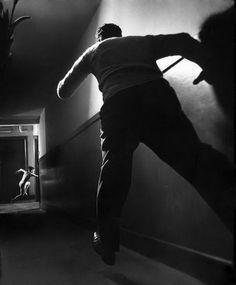 A boy's escape, 1947 by Ralph Crane