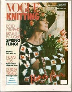 Vogue Knitting International (Spring/Summer 1992, 10): Amazon.com: Books