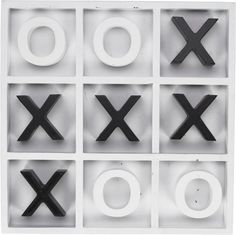 """Gusta - Tic tac toe - """"Let's stay home"""""""