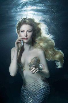 Ideas For Photography Fantasy Mermaid