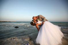 Our wedding in Mexico. Photo by Elizabeth Medina