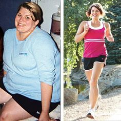 Inspiring Before & After Weight Loss Photos