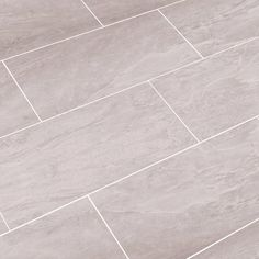 "Found it at Wayfair - Luxury ThinLine 12"" x 24"" Porcelain Field Tile in Oyster Gray"