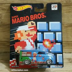 HOT WHEELS DAIRY DELIVERY SUPER MARIO BROS POP CULTURE SERIES