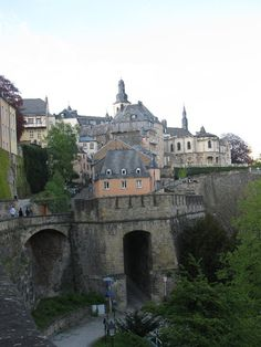 By the 16th century, Luxembourg was one of the strongest fortifications in Europe.
