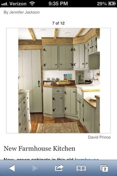 Love cabinets