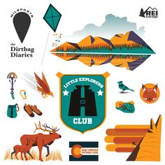Listen to the Mileposts brought to you by REI and The Dirt Bag Diaries. Hike with the Little Explorers in Rocky Mountain National Park.