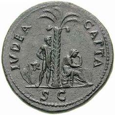 Judaea Capta coin