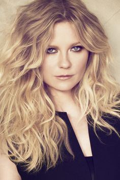 Kirsten Dunst has been named the first L'Oréal Professionnel spokesperson for 2014. [Photo by Matthew Brookes for L'Oréal Professionnel]
