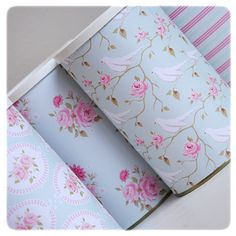 Can decoration with scrap booking papers