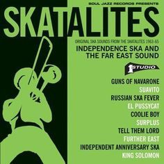 The Skatalites - Independence Ska and the Far East Sound Vinyl 2LP