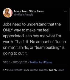 Nurse Betty, Feeling Appreciated, State Farm, The Only Way, Tweet Quotes, Team Building, Appreciation, Feelings