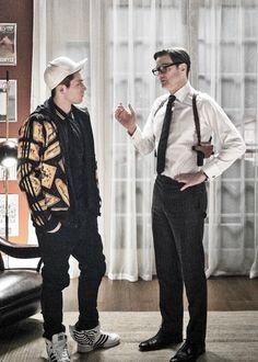 Kingsman Suits, Eggsy Kingsman, Taron Egerton Kingsman, Kingsman Movie, Colin Firth Kingsman, Kingsman The Secret Service, Kings Man, Good Looking Men, Couple